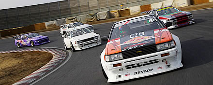 Sakurai\'s Creation: The TRD N2 Hot Version