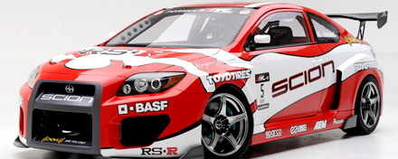 RSR Scion tC