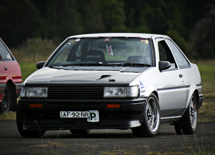 Matt\'s Levin Coupe