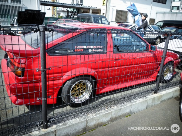 ae86-carland-trueno-levin-japan-kyoto-fenced off