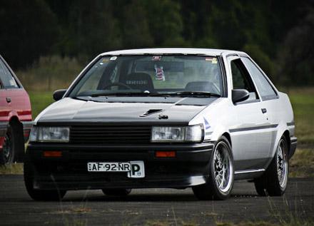 Matt\'s Levin Coupe